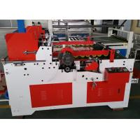 Quality Reliable Corrugated Carton Box Making Machine Small Slot Box Pressing Type wholesale