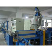 China Germany-Siemens Motor PVC PE Insulation Wire Extrusion Machine Wire making machine on sale