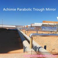 China China Parabolic Trough Mirror for Concentrating Solar Power (CSP) Project on sale