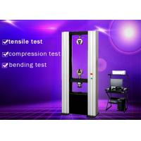 Quality Micro Tensile Electronic Universal Testing Machine Tensile Load Speed Setting wholesale
