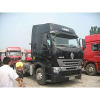 China New!!! SINOTRUK HOWO A7 6*2 trailer 340 hp Tractor truck ZZ4257N25C7P1B on sale