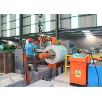 China High StrengthPanel Production Line , Cold Room Panel Machine Low Water Absorption on sale