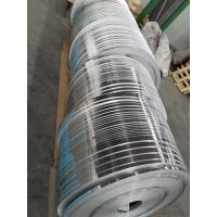 Cheap Mill Finished Aluminium Narrow Strip for Auto Radiator / Transformer for sale
