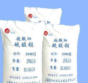 Quality Painting Specific Barium Sulfate wholesale