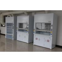 Quality Custom Made Chemistry Fume Hood For Oversea Importers and Sellers wholesale
