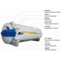 Quality Laminated Glass Autoclave For Chemical Industrial / Glass Production Autoclave wholesale