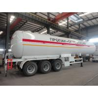 Quality 2019s new best price 49.6cbm LPG gas semitrailer for sale, factory sale cheapest price 20tons road transported lpg tank wholesale