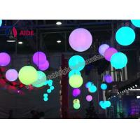 Quality LED Light Ball Inflatable Lighting Decoration Inflatable Holiday Decor Ball wholesale