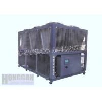 Quality Industrial Compressor Air Water Chiller Unit for Accurate Temperature Control / Blister Machine wholesale