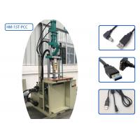 Quality Mini Plastic Injection Moulding Machine / Wire Molding Machine For HDPE Camera Cable wholesale