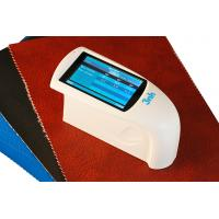 Quality NHG268 Tri Gloss Meter with touch screen For Floor / Ceramic / Metal Coating Testing wholesale
