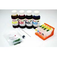 China bravo 4100 ink refill kit for primera 4100 4101 4102 disc publisher refill ink cartridge,chip and bulk ink on sale