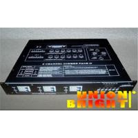 China Disco DJ Stage Lighting Dimmer Pack 220V / 110V , Switch Square Linear Control Curve on sale