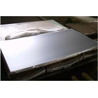 Quality Construction Cold Rolled Steel Sheet , Galvanized Steel Plate 0.3 MM Thickness wholesale