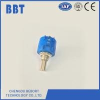 China 58 series 3296 multi-turn cermet trimming b503 potentiometer 3296w multi turn trimmer pots. with CCC on sale