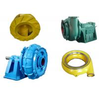 Quality Horizontal Sand Dredging Pump Spare Parts For Gravel Slurry Transfering wholesale
