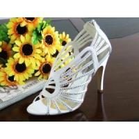 China China Wedding Shoes / Simple Elegant Wedding Shoes on sale