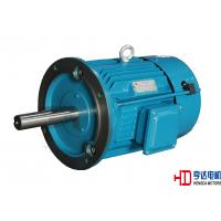 Buy cheap 1.5 / 2 Horsepower Asynchronous Industrial Electric Motor 1.1KW 1.5KW 2.2KW from wholesalers