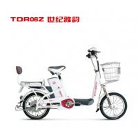 Quality 250 Watt brushless motor City electric bike Bicycle with Puncture resistant tires wholesale