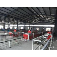 Quality 60HZ Full Automatic Plastic Profile Extrusion Line With Double Conical Screw wholesale