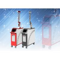 Quality White Red Blue Q Switch Nd Yag Laser for Pigment Removal , Cosmetic Tattoo Removal wholesale
