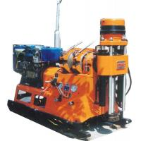 Cheap GXY-2L Hydraulic Chuck Crawler pindle rotatory Drilling Rig Mineral Exploration for sale