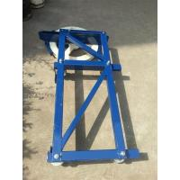 Quality Double Car Industrial Lift and Hoist for Building Site CH3200 3200kg Capacity 33 m/min wholesale