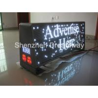 China P5 Billboard Taxi Top Media Solutions LED Display Screen Outdoor Advertising on sale