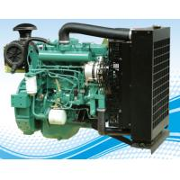 Quality Four Stroke Diesel Engine Air Cooled Diesel Engine Open Silent wholesale