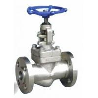Quality Flanged End Forged Steel Valves , OS & Y Type Bolted Bonnet Globe Valve wholesale