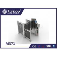 Quality Office Intelligent Swing Pedestrian Barrier Gate Turnstile Access Control System wholesale