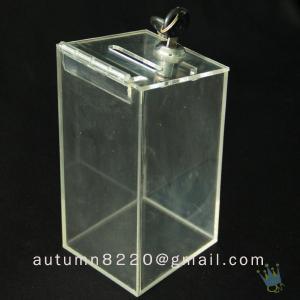 Quality BO (39) custom acrylic bakery display case wholesale