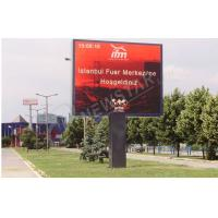 China P16 Outdoor LED Billboard Display , 1R1G1B Advertising Led Screen on sale