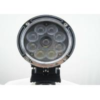 Cheap 45W 12 volt 9 LED Driving Lights , Offroad Truck Mining 7 Inch LED Work Lights for sale