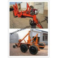 Quality Cable Reel Trailer,Reel Cable Trailer,Pulley Carrier Trailer, Pulley Trailer wholesale