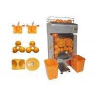 Quality Table Top Orange Juice Squeezer With Automatic Feeder For Cafes / Bars wholesale