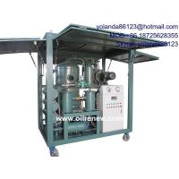 Quality Series ZYD-M Mobile Vacuum Transformer Oil Purifier, Oil filtration system, oil dehydration system wholesale