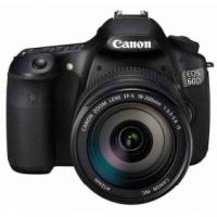 Quality Canon EOS 60D Digital SLR Camera with Canon EF-S 18-200mm IS lens wholesale