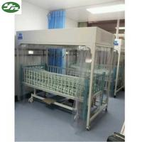 Quality Medical Bed Hospital Purifying Laminar Air Flow System Single People Chamber wholesale