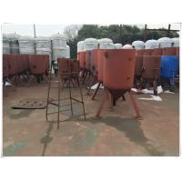 Quality High Pressure Horizontal Compressed Air Receiver Tank For Water Treatment System wholesale