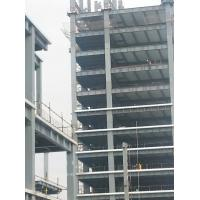 Fire Resistant Modern Commercial Steel Structures Heavy For Shopping Mall