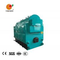 Quality Fuel Biomass Fired Steam Boiler for Food Processing Steam Making Industry wholesale
