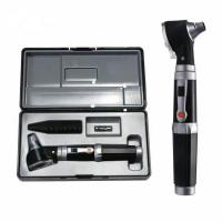 Quality CE ISO Approved LED Diagnostic Equipment Medical Devices Portable Fiber Optical Otoscope wholesale
