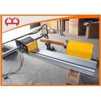 Quality Lightweight  CNC Pipe Cutting Machine High Frequency With Arc Voltage Height wholesale