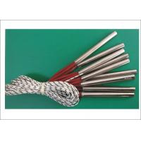 Buy cheap High Density Cartridge Heaters With Standard Fiberglass Insulated Wire Leads product