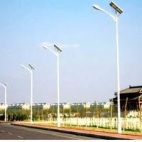 Cheap LED Outdoor Street Light 54W 9m Pole for sale