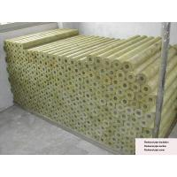 Quality Rigid Rockwool Pipe Insulation wholesale