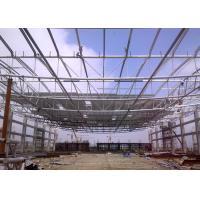 Quality Mordern Design Structural Steel Pipe , Customised  Structural Steel Roof Framing wholesale