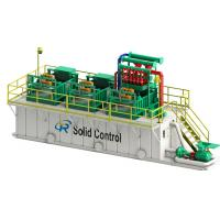 Tunnel construction Shielding solids Control and recycling equipment