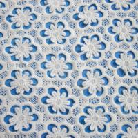Cheap Embroidered Lace Fabric, Made of Nylon, Suitable for Garments,dress for sale